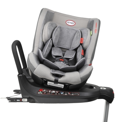 PREMIUM HEYNERR 360 Degrees Swivel Car Seat